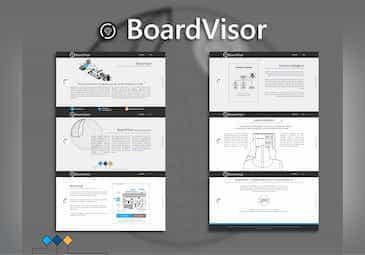 Páginas web Boardvisor