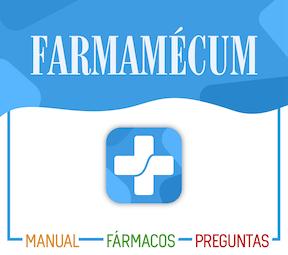 Aplicaciones móviles Farmamécum