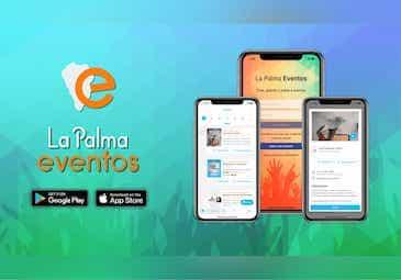 Aplicaciones móviles La Palma Eventos