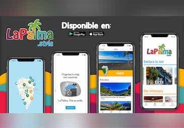 Aplicaciones móviles La Palma Style
